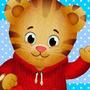 Kit Festa Daniel O Tigre Cartões Convites Lembrança Frete