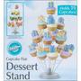 Wilton Exhibidor De Muffins Cupcakes Pastelitos 19 Piezas