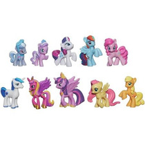 My Little Pony Set Paquete 10 Friendship Mini Colección