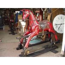 Pedal Car Cavalo Vai E Vem