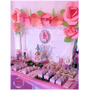Flores De Papel Gigantes Decoracion, Cumples, Candy Bar...