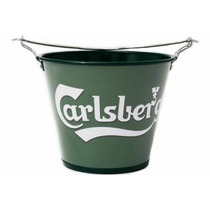 Balde De Gelo Em Alumínio Carlsberg