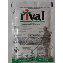 3 Sobres Rival Herbicida Control Hierba Zacate Envio Gratis