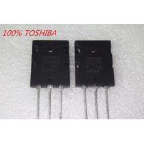 Par Transitores Originales Qsc Toshiba 2sc5200 2sa1943
