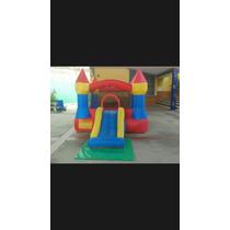 Castillo Inflable Para Fiestas