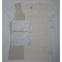 Camiseta / Blusa Feminina Calvin Klein - Tamanho M
