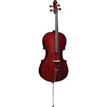 Violoncello Eagle Ce 200 4/4 Bag Extra Luxo