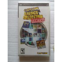 Capcom Classics Collection Remixed Psp Nuevo Playstation