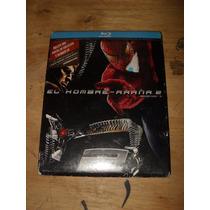 El Hombre Araña 2 Blu-ray Nuevo