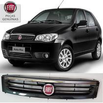 Grade Palio Fire 2004a2016 Frisos Cromados Original Fiat
