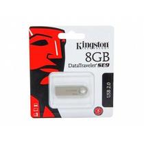 Kingston Data Traveler Se9 De 8gb , Moderno Y Practico