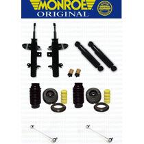 Amortecedores Monroe Dianteiro / Traseiro + Kits Citroen C3