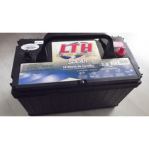 Bateria Solar Ciclo Profundo 12v Lth 115ah