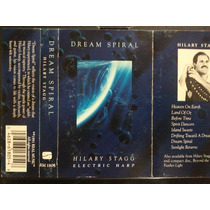 Hilary Stagg: Dream Spiral. Cassette Usado 1ra Ed 1991 Usa