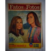 Revista Fatos E Fotos Helo Pinheiro N°254 Dezembro 1965