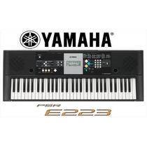 Órgano Teclado Electrónico Yamaha Psr- E 223,envio Gratis!!!