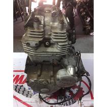 Motor Completo Yamaha Fazer/lander 250cc 04/16alemão Motos