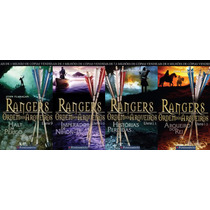 Rangers Ordem Dos Arqueiros - Do Vol 9 Ao 12 - 11a17 Anos