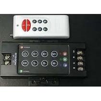 Controladora Rgb 30amper, 12vcc. Iluled