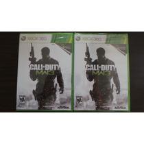 Call Of Duty Mw3 Xbox 360 Nuevo Sellado