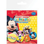 Mickey Mouse Placa - Club House Paquete Disney Fan Oficial