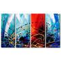 Cuadros Trípticos (abstractos, Minimalistas,modernos. Etc.)
