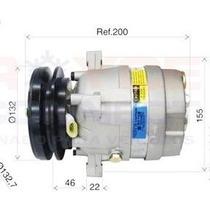 Compressor Gm S10 Blazer 2.2 4 Orelhas R134a - Harisson Novo