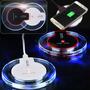 Qi Wireless Power Rápido Cargador Carga