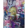 Pequeño Pony Equestria 20 Chicos Tematicos Descartables