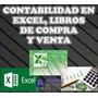 Contablilidad En Excel, Sistema Contable,