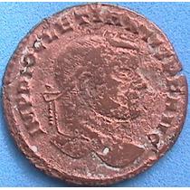 Spg Imperio Romano Follis Diocleciano Cartago.