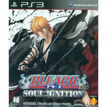 Bleach: Soul Ignition Ps3 Em Inglês! Lacrado ! Frete Grátis!