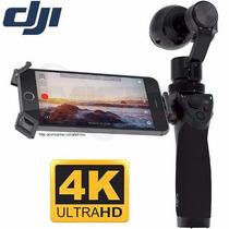 Kit Dji Osmo Kit 4k + Case + Microfone + Vendedor 100%