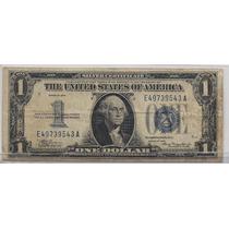 Billete Estados Unidos 1 Dolar Año 1934 Diseño Diferente