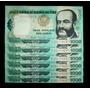 Colección 6 Billetes 1000 Soles De Oro 1981 En Serie Unc