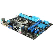 Mother Asus H61m-k Intel Lga 1155 Garantía 3 Años
