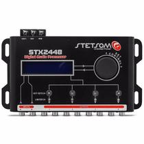 Processador Stetsom Equalizador Stx2448 Melhor Que Px1