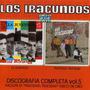 Los Iracundos Cd Discografia Completa - Vol. 5 Vers Original