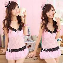 051 - Baby Doll En Super Oferta Para San Valentin!!