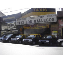 Taxis Y Licencias - Los Gallegos - Financiacion Hasta 100%