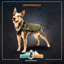 Dazhbor   Impermeable Chico   Protector Lluvia Para Perro