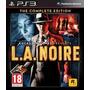 La Noire Complete Edition Ps3 Digital