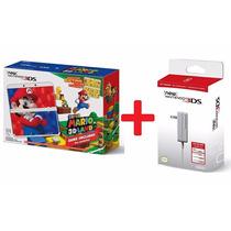 New Nintendo 3ds Bundle Super Mario 3d Land + Fonte E-sedex