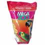 Ração Para Papagaios E Araras Megazoo 700g - Pet Hobby