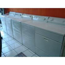 Lavadoras Y Secadoras Usadas Impecables
