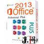 Chave / Serial / Key Office 2013 Pro Ativação Online 3 Pcs