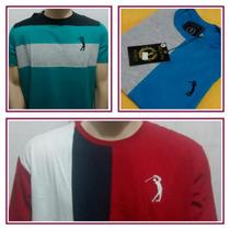 Kit 3 Camisas Sidon (mod. Aleatory)
