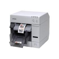 Impresora Duplicadora Epson Tm-c3400 Ethernet Inyeccion +c+