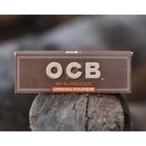 Paquete Ocb Premium, Virgin, Rolls Y Filtros Slim Bio