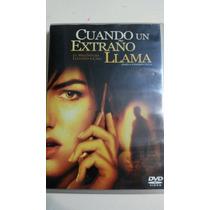 Pelicula Dvd Cuando Un Extraño Llama